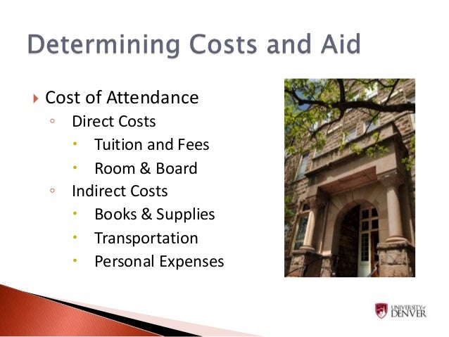 University Of Denver Tuition Room And Board