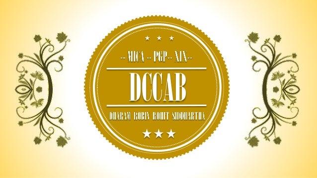 DCCAB