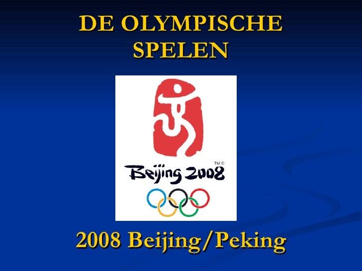 olympisch