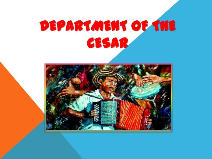 DEPARTMENT OF THE      CESAR