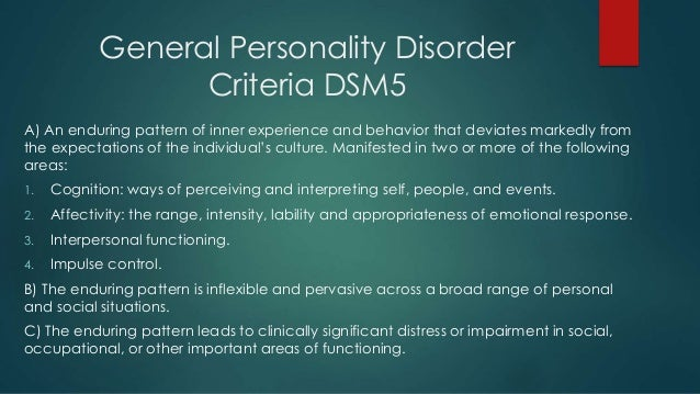 the definition and causes of antisocial personality problems Antisocial personality disorder disorders in this cluster share problems the symptoms cause problems in do i have a personality disorder definition.