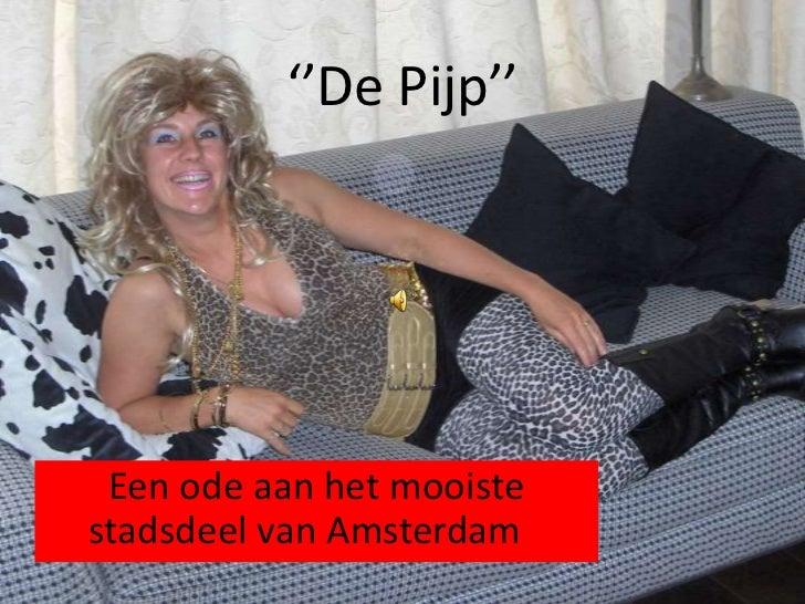 ''De Pijp''<br />Een ode aan het mooiste stadsdeel van Amsterdam…<br />