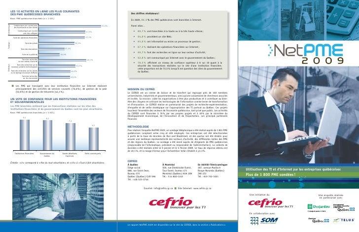 Depliant net pme2009
