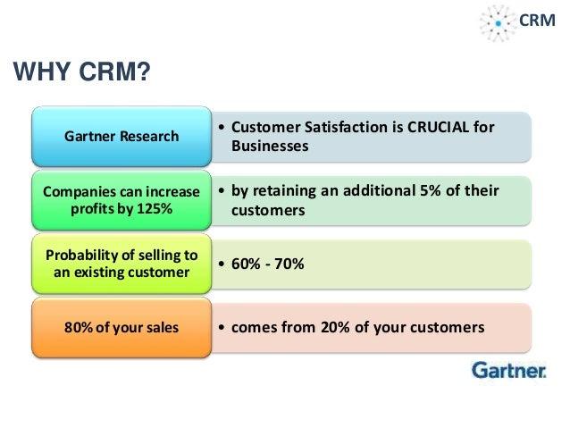 Customer Relationship Management - Bain Company
