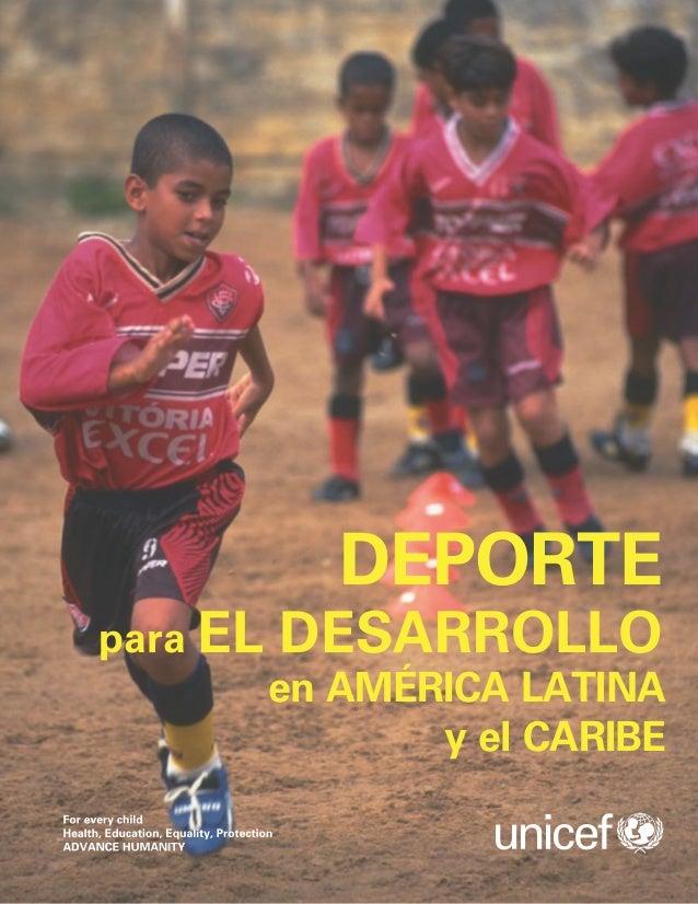 Deporte para el_desarrollo