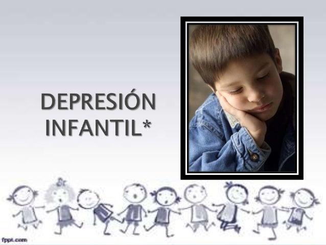 La depresión que antes solo se diagnosticabaen personas adultas, está cada día haciendo sufrirtambién a los niños.La compe...