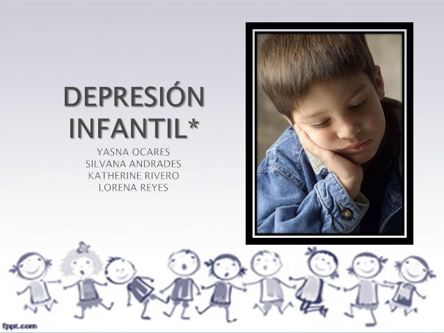 Ladepresión que antes solo se diagnosticaba enpersonas adultas, está cada día haciendo sufrir tambiéna los niños.La compe...