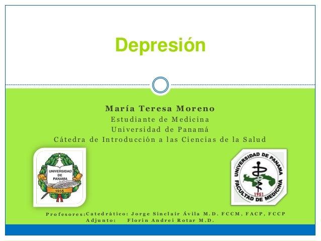 Depresión UP Med