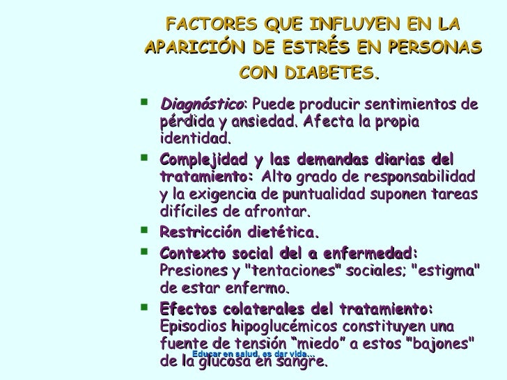Mi diabetes y mi páncreas.: DIABETES: LAS EMOCIONES SON