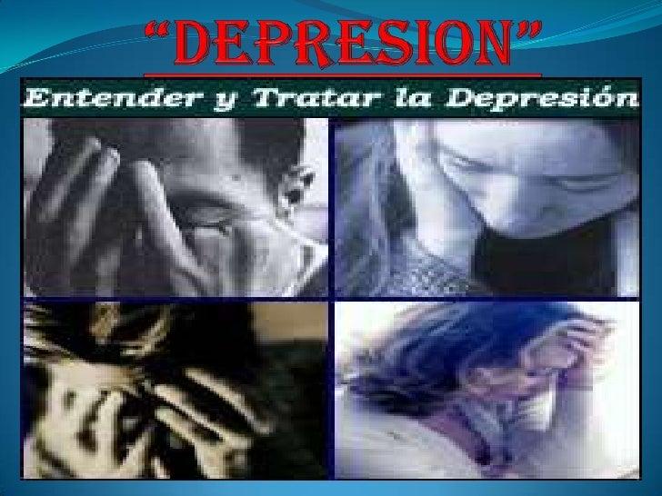 Historia de la depresión   Introducción:   La depresión aparece descrita o    referenciada en numerosos escritos y    tr...