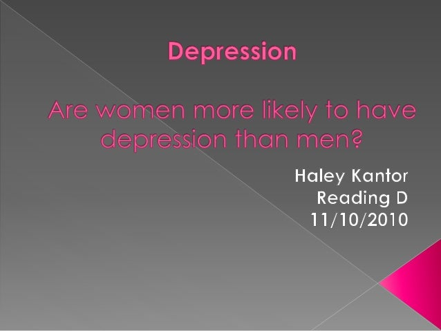  Depression- a mood disorder in which feelings of loss, anger, or frustration interfere with everyday life.  According t...