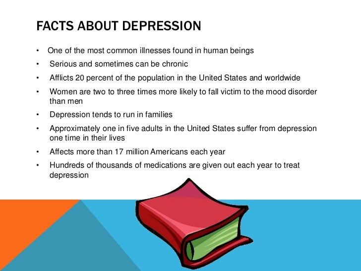 factors of depression There is no single known cause of depression rather, it likely results from a combination of genetic, biochemical, environmental, and psychological factors trauma, loss of a loved one, a difficult relationship, or any stressful situation that overwhelms the ability to cope may trigger a depressive episode.