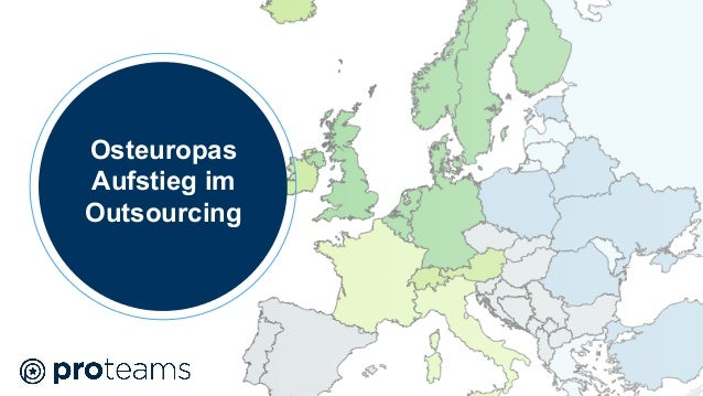 Osteuropas Aufstieg im Outsourcing