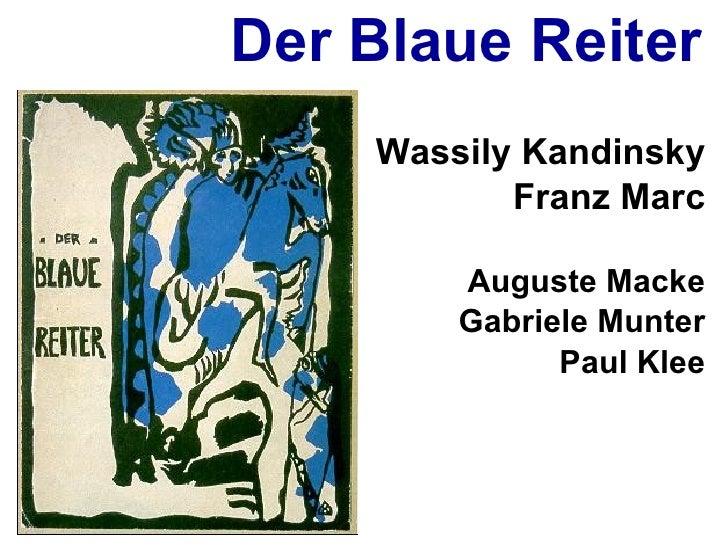 Der Blaue Reitercompressed