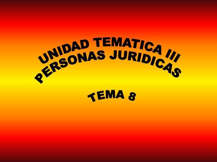 EL ACTO CONSTITUITIVO:                Comienzo de la existencia de la persona juridica Es el acto que da vida a las person...