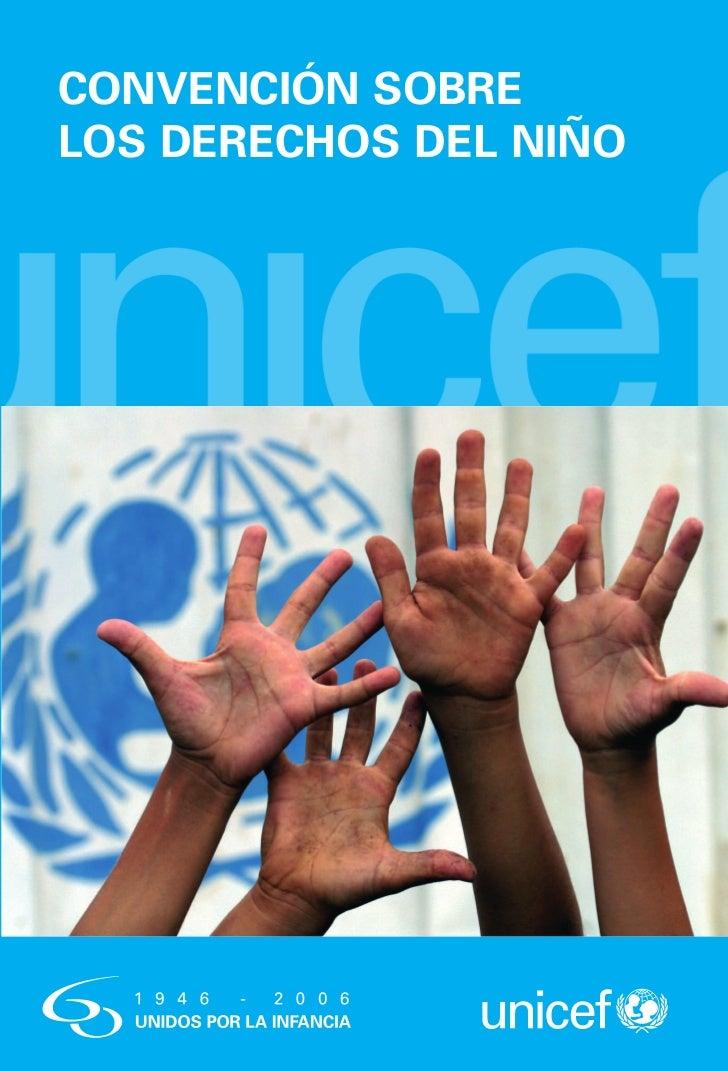 Derechos Del niño: UNICEF