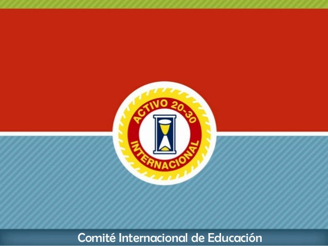 Comité Internacional de Educación