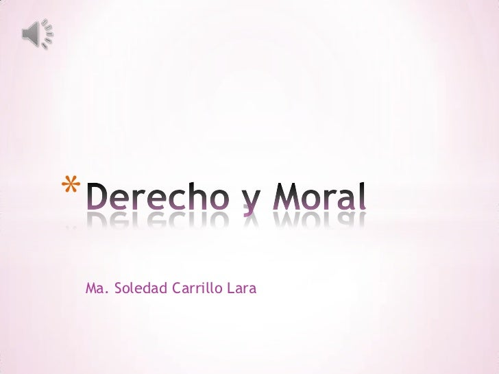 *    Ma. Soledad Carrillo Lara