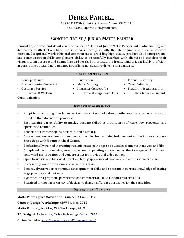 Painter Resume Skills Format Pdf Painting Painter Resumes Resume A ...