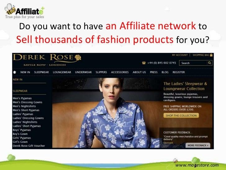 Derek rose.com affiliate+