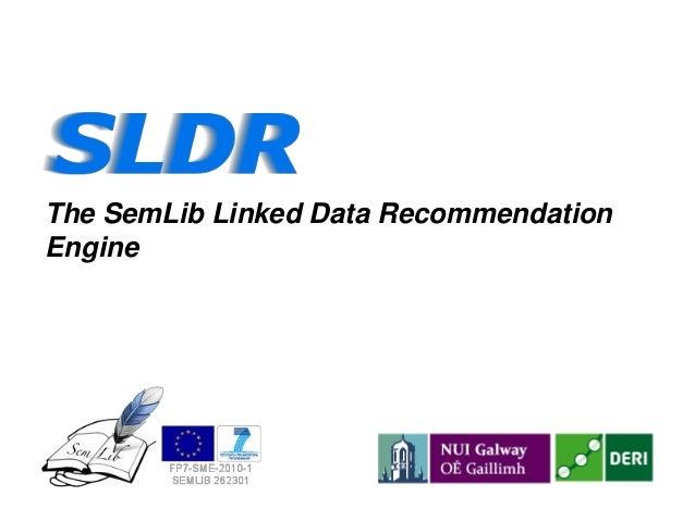 SEMLIB Final Conference | DERI presentation