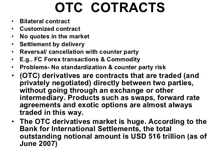 Forex forward contract cancellation