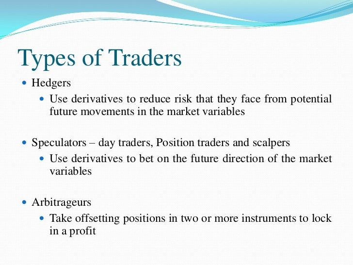 Types of trading strategies on stocks