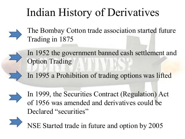 Futures and options trading in india pdf