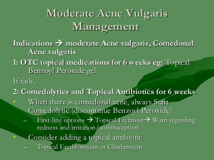 comment soigner acné que faire