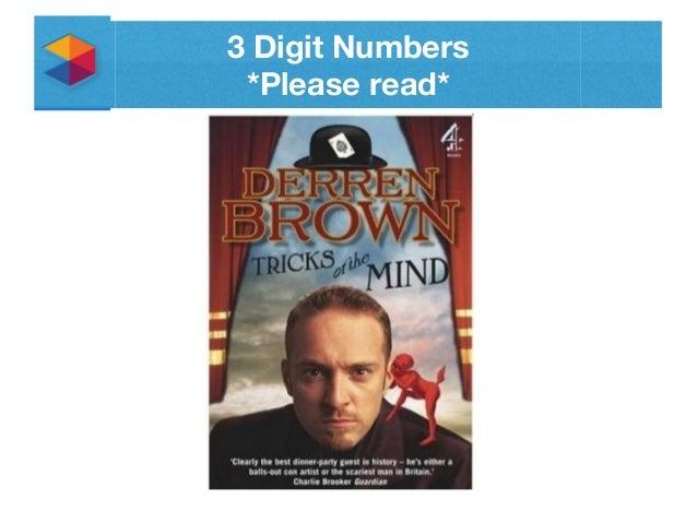 3 Digit Numbers *Please read*