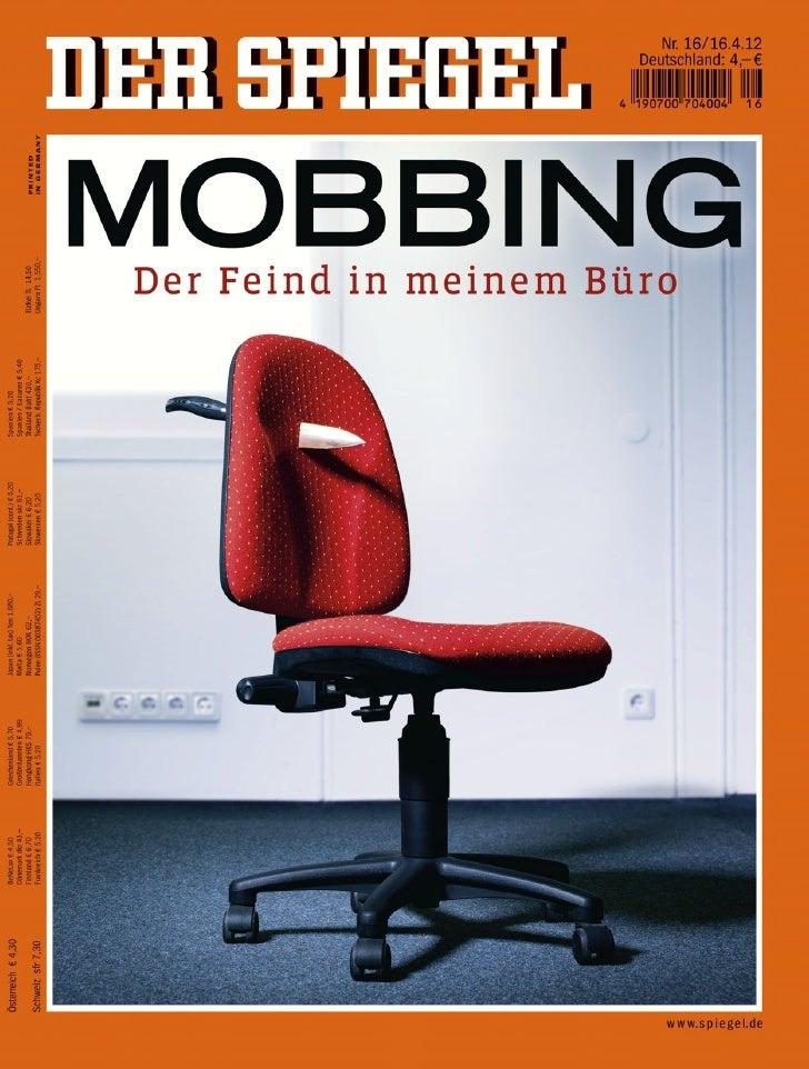 Der Spiegel 2012 16