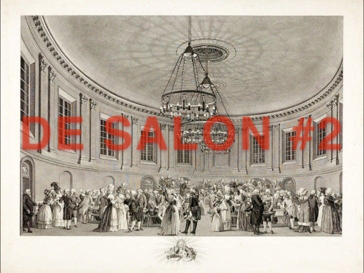 De Salon #2, Felix Meritis Amsterdam - February2012