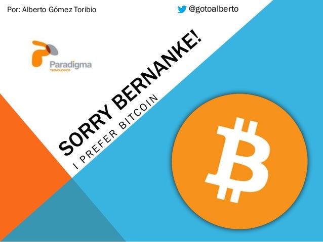 Desarrollo con Bitcoin