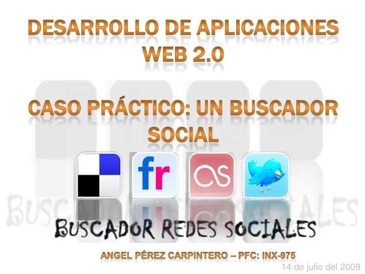 Desarrollo De Aplicaciones Web 2