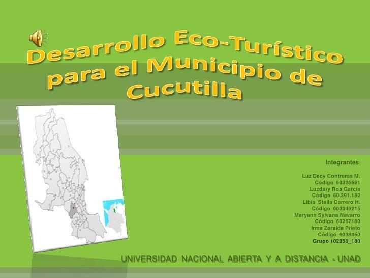 Integrantes:                                     Luz Decy Contreras M.                                          Código 603...