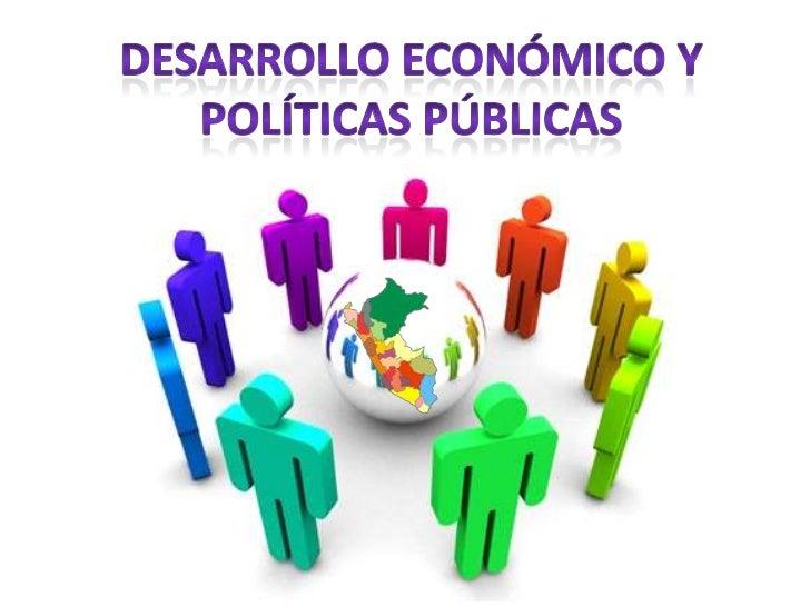 Desarrollo economico y perspectivas del estado 2
