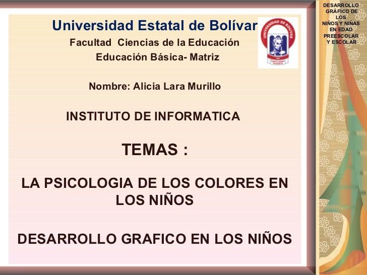 DESARROLLO                                           GRÁFICO DE                                               LOS     Univ...