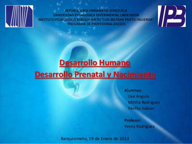 REPUBLICA BOLIVARIANA DE VENEZUELA        UNIVERSIDAD PEDAGOGICA EXPERIMENTAL LIBERTADORINSTITUTO PEDAGOGICO BARQUISIMETO ...