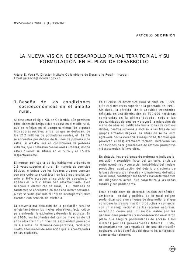 MVZ-Córdoba 2004; 9:(1), 359-362                                                                                       ART...