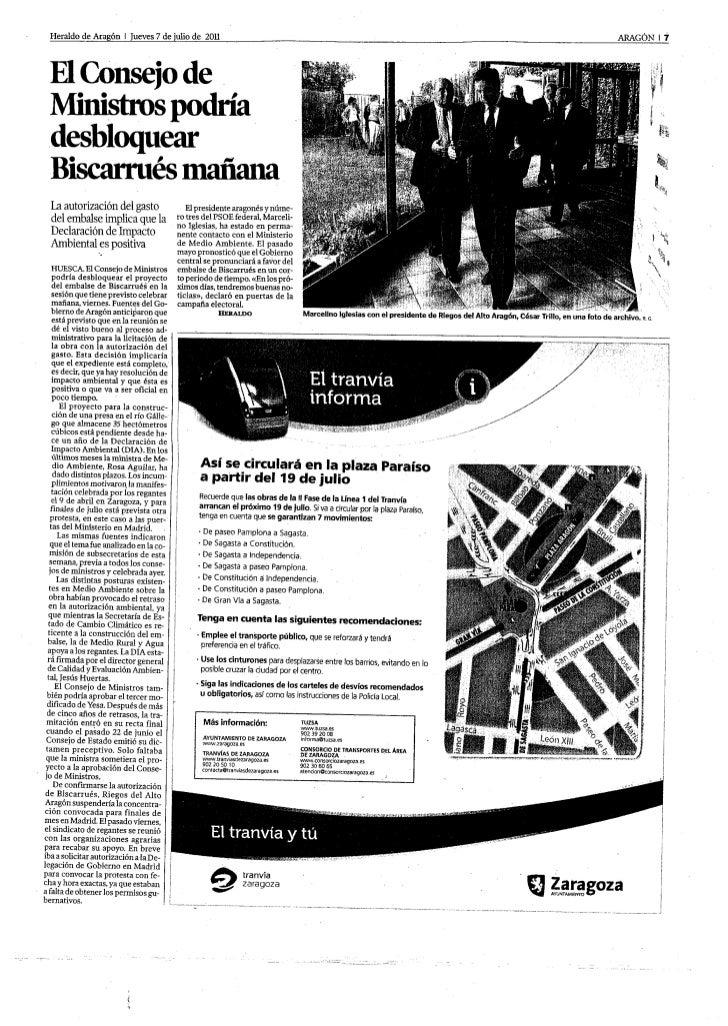 Desbloqueo biscarrués 20110707