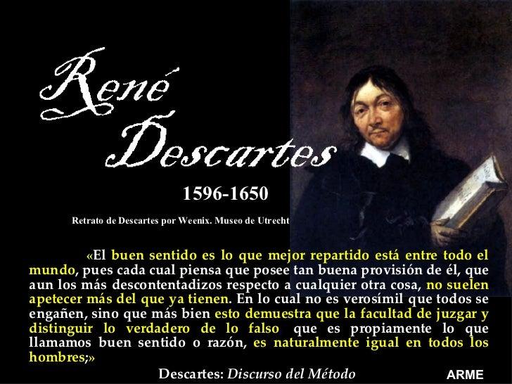 Descartes Biografía