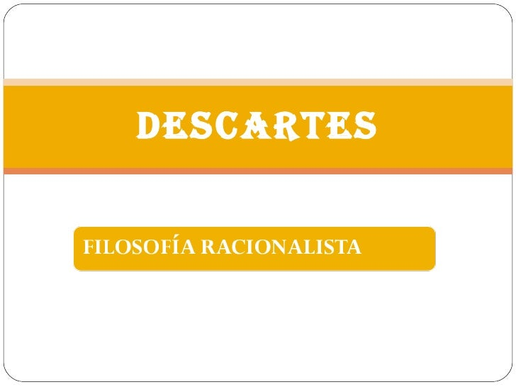 Descartes jm