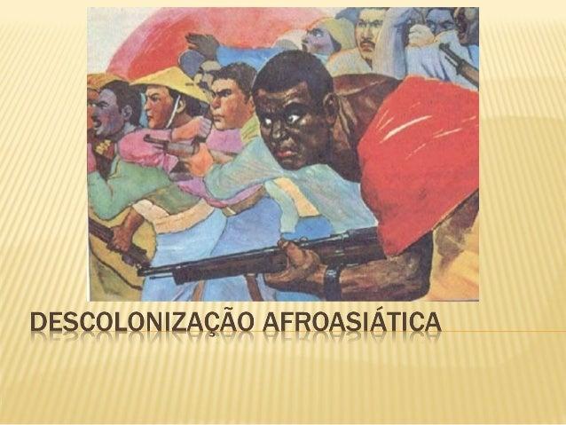 Descolonização afroasiática