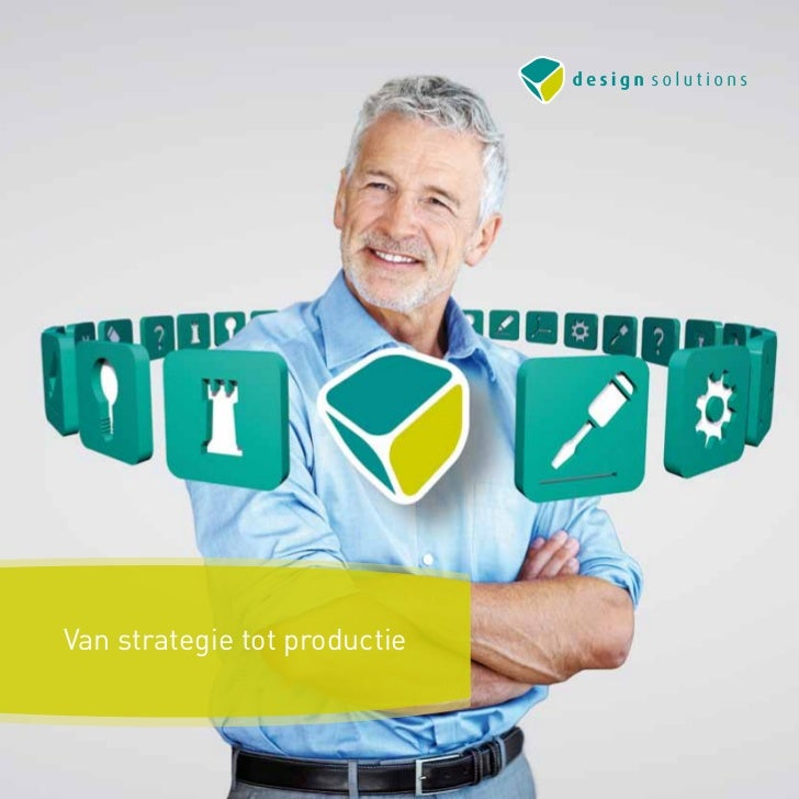 Van strategie tot productie