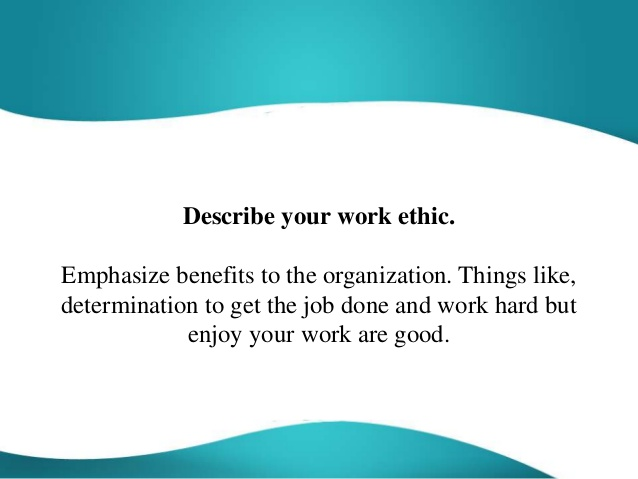 Workplace ethics essay winner