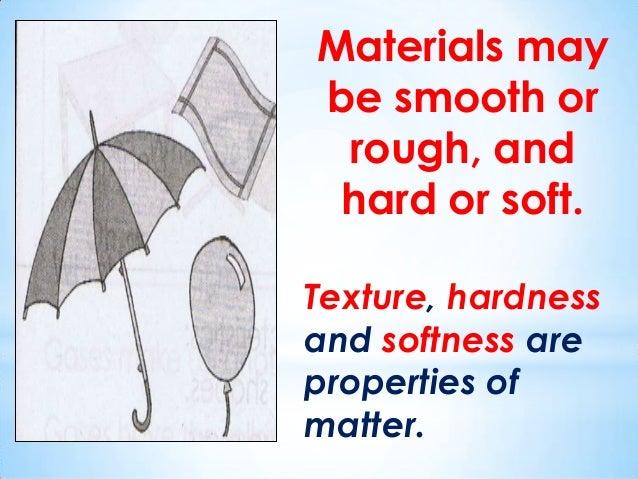 describing matter for kids