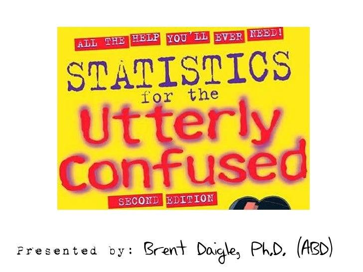 Descriptive Statistics Introduction