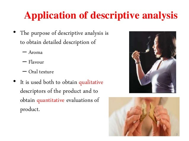 descriptive analytical research Analytical and descriptive are two different types of writing styles they are also methodologies of conducting researches but in general, these remain writing styles adopted by writers when presenting their essays or reports in higher classes or when writing for a journal.
