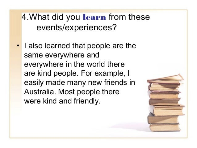 experience is the best teacher essay th   reportd   web fc  comexperience is the best teacher essay th