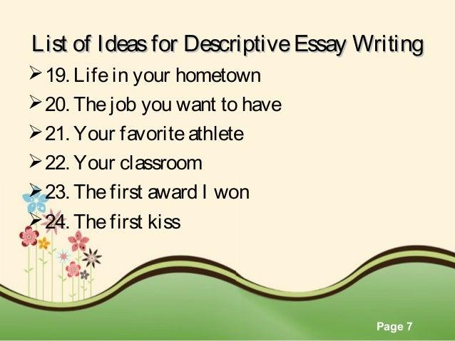 Be a writer spoke